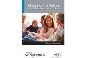 Wills & EPA booklet