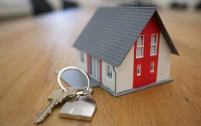 toy home and keys